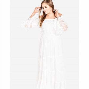 City chic maxi dress size 20 plus size
